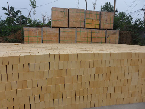 High Quality Grade III High Alumina Bricks From RS