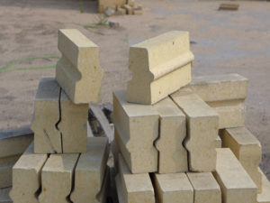 High Alumina Refractory Bricks In RS Refractory Company