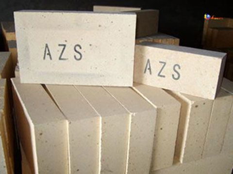 High Quality AZS Brick For Sale In RS Manufacturer