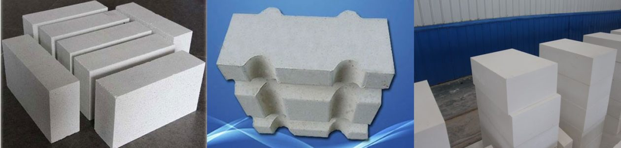 High Quality All Kinds of Corundum Bricks For Sale In Rongsheng Refractory Supplier