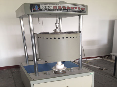 High Temperature Load Testing Machine Analyzer In RS Factory
