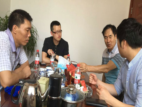 Korea Customers Talking About Cooporation With RS Company