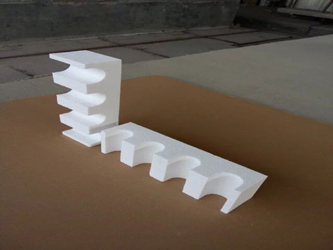 Low Price Alumina Bubble Brick From RS Factory