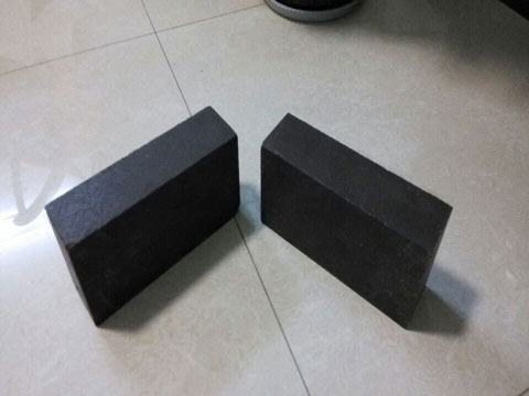 Low Price Magnesia Chrome Brick In RS Refractory Kiln Company