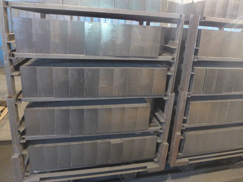 Magnesia Carbon Brick For Sale Cheap in RS Kiln Company