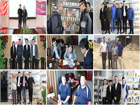 RS Company Cooperate With Customers Around the World