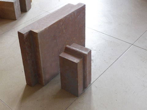 Cheap Titanium Corundum Brick From RS Company