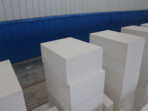 Zircon Corundum Brick For Sale In RS Manufacturer