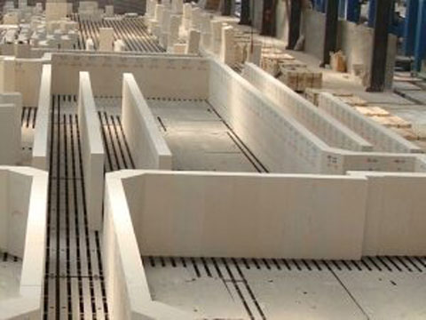 AZS Brick For Glass Furnace