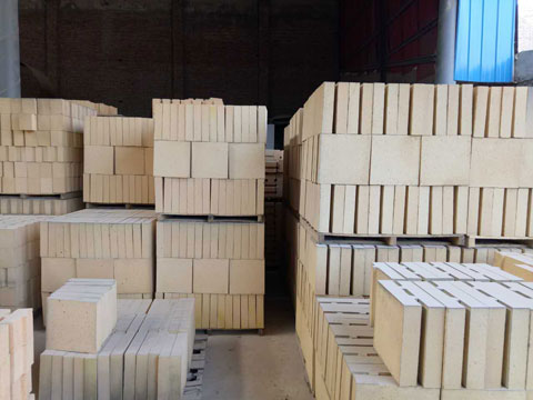 Alumina Refractory Brick With Strong Package