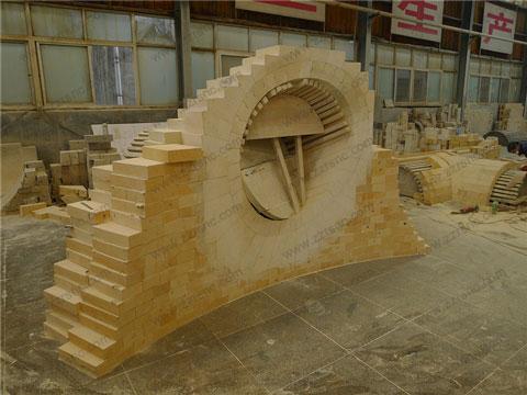 Kiln Bricks For Blast Furnace From RS Manufacturer