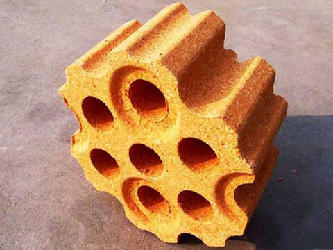 High Alumina Checker Brick For Sale From RS Company