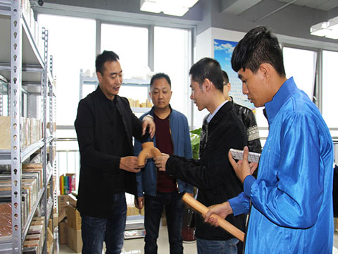 Vietnam Customer Learning Samples In RS Office