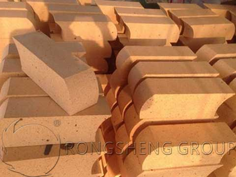 Fire Clay Bricks for Hot-metal Bottle
