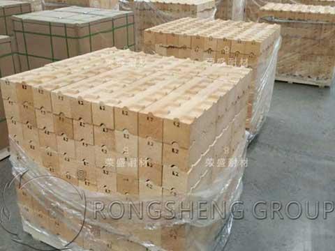 Low Creep Low Porosity Fire Clay Bricks