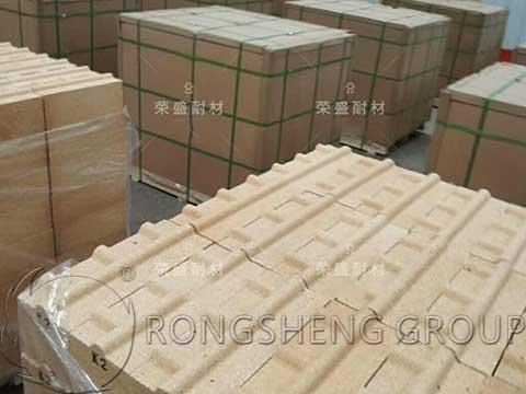 Low Porosity Fire Clay Bricks
