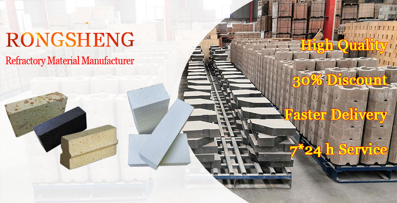 RS Refractory Bricks Manufacturer