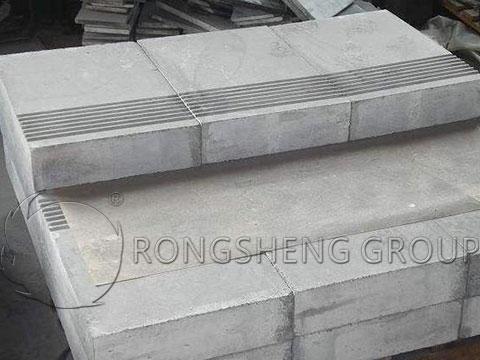 Rongsheng Silicon Nitride Bonded Silicon Carbide Brick